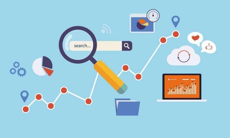 Optimieren Sie SEO für die Websites in der Suchmaschine