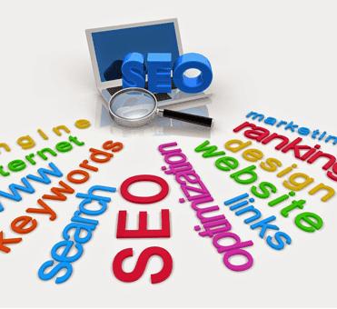 Optimización del motor de búsqueda de la página principal