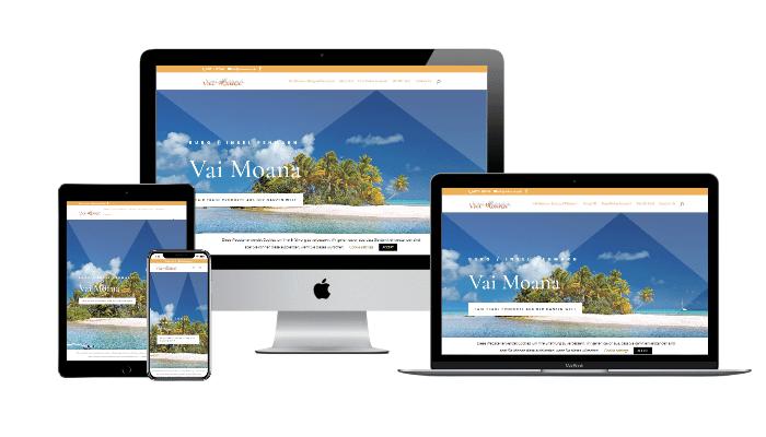 Website verbessern